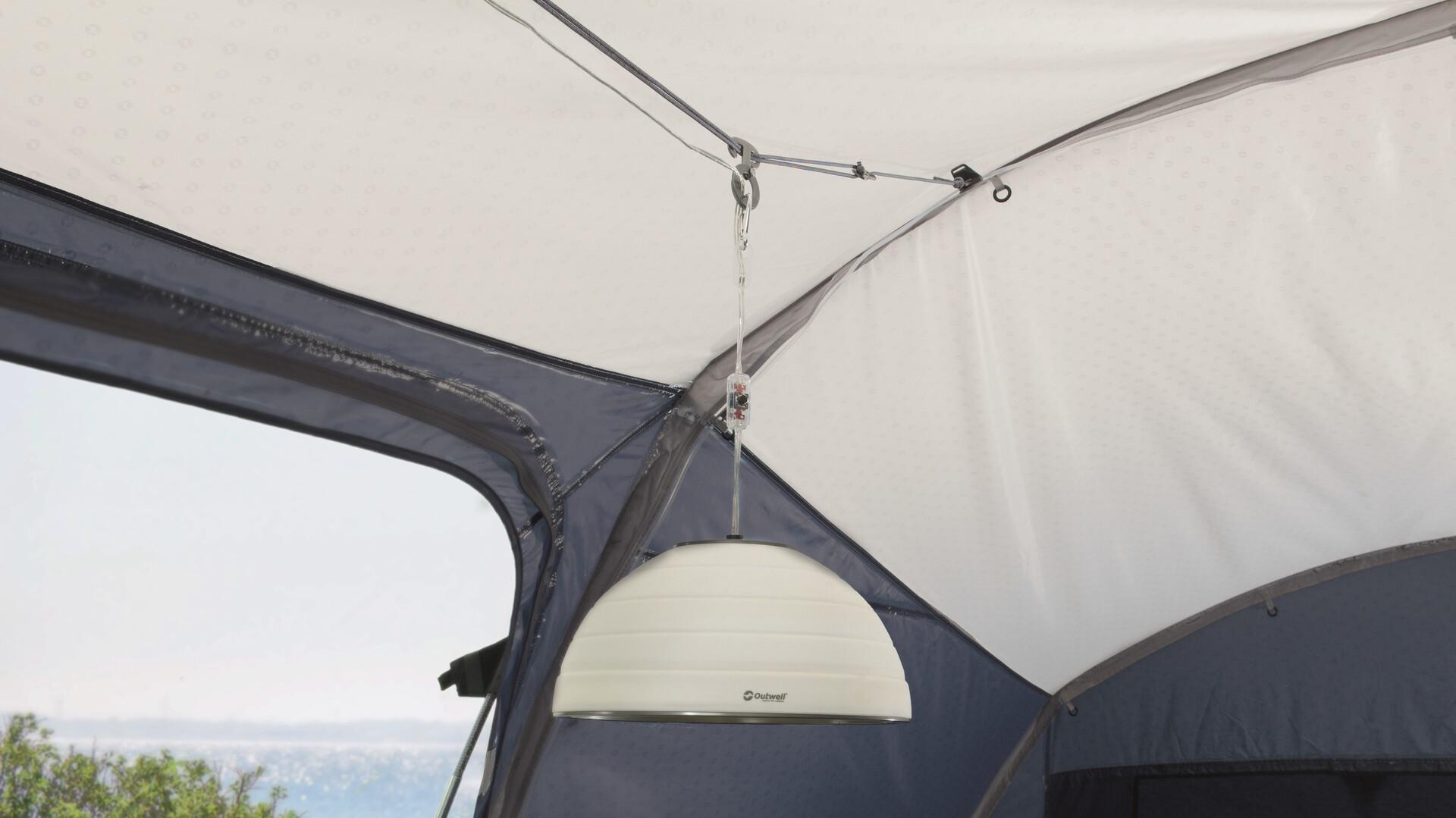 Outwell Nevada 5P Telt, blue | Find outdoortøj, sko & udstyr
